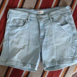 Levi's Ladie's Denim Shorts
